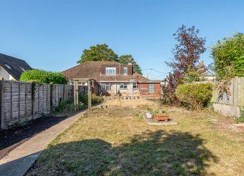 Thumbnail 3 bed semi-detached house for sale in Ladysmith, Gomeldon, Salisbury