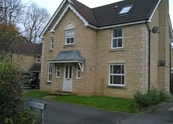 Thumbnail 5 bed detached house for sale in Petty Lane, Derry Hill, Calne