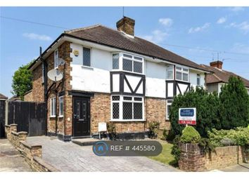 Thumbnail 3 bed semi-detached house to rent in West Mead, Ruislip