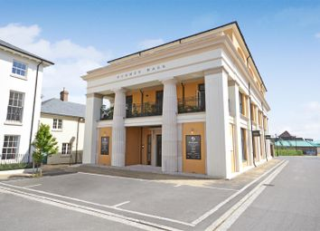 2 bed flat for sale in Liscombe Street, Poundbury, Dorchester DT1