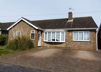 Thumbnail 3 bed bungalow for sale in Exmoor Close, North Hykeham, Lincoln