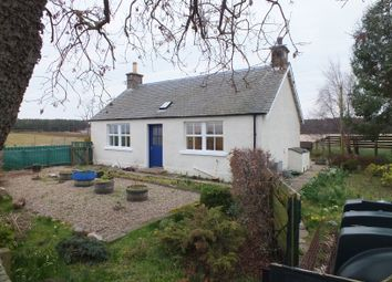 Thumbnail 2 bedroom cottage to rent in Delnies, Nairn