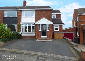 Thumbnail 4 bed semi-detached house for sale in Walker Drive, Kidderminster, Worcestershire