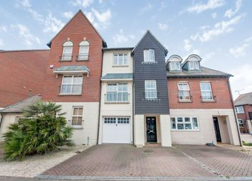 Thumbnail 4 bed town house for sale in Admiralty Way, Eastbourne