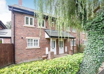 Thumbnail 4 bed end terrace house for sale in Station Road, Styal, Wilmslow, Cheshire