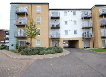 Thumbnail 2 bed flat for sale in Whitaker Court, Millfield Close, Hornchurch