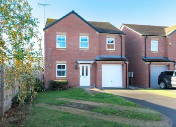 Thumbnail 4 bed detached house for sale in Lyons Drive, Allesley, Coventry