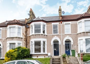 Thumbnail 3 bedroom terraced house to rent in Dowanhill Road, London