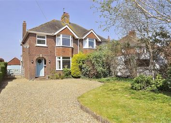 Thumbnail 3 bed semi-detached house for sale in Sandyhurst Lane, Ashford