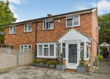 Thumbnail 2 bed semi-detached house for sale in Chestnut Close, Stony Stratford, Milton Keynes