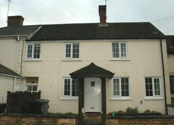 Thumbnail 3 bed cottage to rent in Bainton Road, Tallington, Stamford