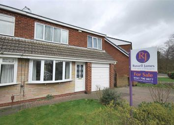 Thumbnail 3 bed semi-detached house for sale in Brett Road, Worsley, Manchester