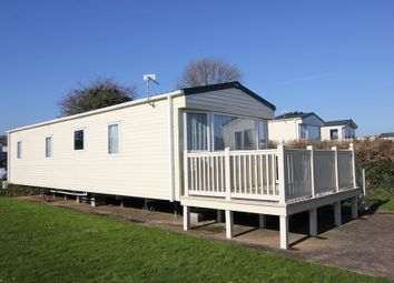 Thumbnail 3 bedroom mobile/park home for sale in Devon Bay, Grange Road, Paignton, Devon