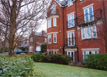 Thumbnail 2 bed flat for sale in 17 Whitelow Road, Manchester