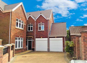 5 bed detached house to rent in Halkin Close, Fulwood PR2