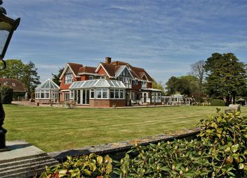 Thumbnail 7 bed country house for sale in Fire Station Lane, Beaulieu, Brockenhurst