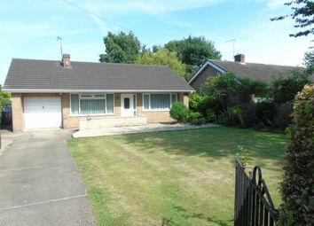 Thumbnail 2 bed property for sale in West Road, Thorney, Newark