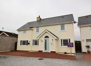 Thumbnail 4 bed detached house for sale in Chapel Close, Nottage, Porthcawl