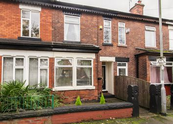Thumbnail 3 bed terraced house for sale in Heaton Street, Prestwich, Manchester