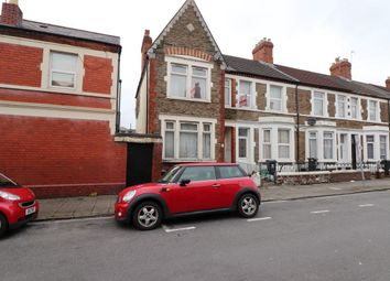 3 bed end terrace house for sale in Talworth Street, Roath, Cardiff CF24