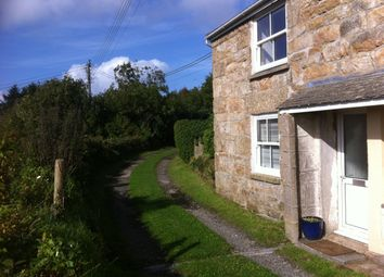 Thumbnail 2 bed semi-detached house to rent in Halestown, St Ives