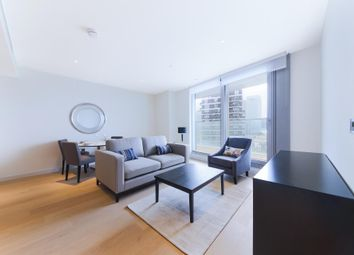 Thumbnail 2 bed terraced house to rent in Charrington Tower, New Providence Wharf
