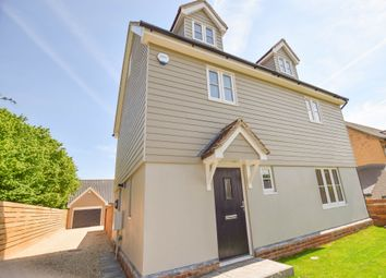 Thumbnail 4 bed detached house to rent in London Road, Six Mile Bottom, Newmarket