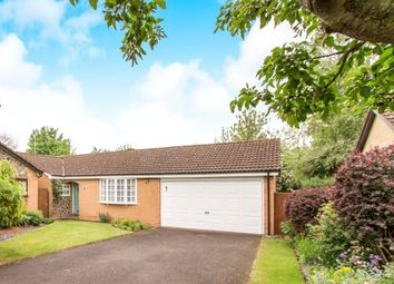 Thumbnail 2 bed detached bungalow for sale in Hursley Close, Oadby, Leicester