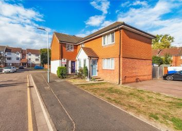 Thumbnail 1 bed maisonette for sale in Heathcote Way, West Drayton, Middlesex
