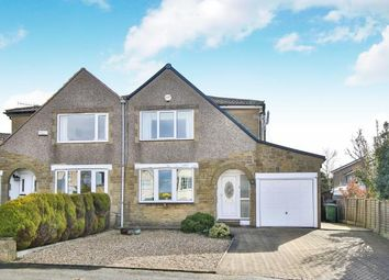 Thumbnail 3 bed semi-detached house for sale in Smithyfield Avenue, Burnley, Lancashire