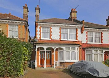Thumbnail 2 bed flat for sale in Fernleigh Road, Winchmore Hill, London