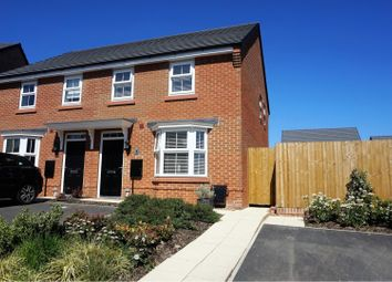 Thumbnail 3 bed semi-detached house for sale in Parn Close, Crewe