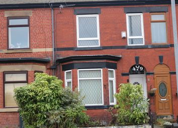 Thumbnail 4 bedroom terraced house to rent in Audenshaw Road, Audenshaw, Manchester