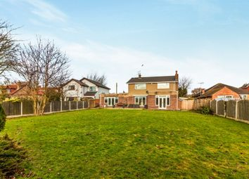 Thumbnail 4 bed detached house for sale in Moat Lane, Wickersley, Rotherham