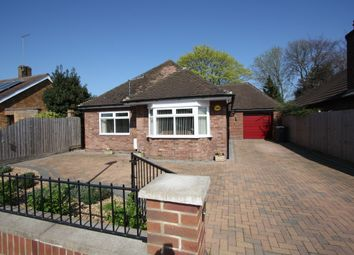 Thumbnail 2 bed bungalow for sale in Anthony Close, Dogsthorpe, Peterborough