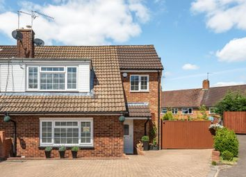 Thumbnail 4 bed semi-detached house for sale in Farnborough, Hampshire