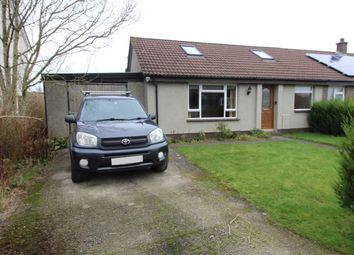 Thumbnail 4 bed semi-detached bungalow for sale in Lynher Close, North Hill, Launceston