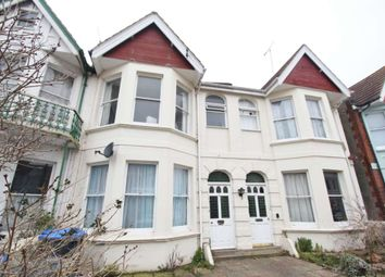 Thumbnail 1 bed flat to rent in Alexandra Road, Worthing