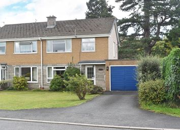 Thumbnail 3 bed semi-detached house for sale in Bryngwy, Rhayader