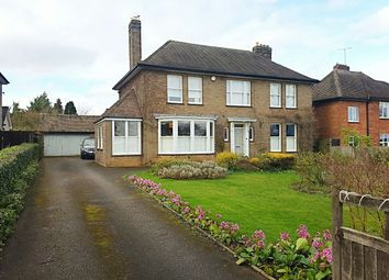 Thumbnail 4 bed detached house for sale in Tinwell Road, Stamford