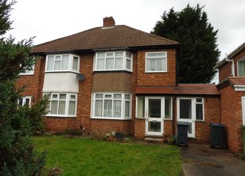Thumbnail 3 bed semi-detached house for sale in Bonner Drive, Sutton Coldfield