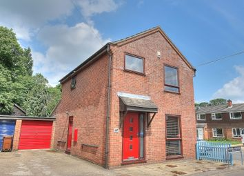 Thumbnail 3 bed detached house for sale in Chapel Avenue, Norwich