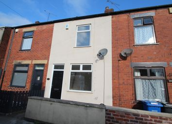 Thumbnail 2 bed terraced house to rent in Penmore Street, Hasland, Chesterfield, Derbyshire