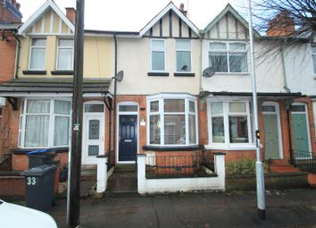 Thumbnail 3 bed terraced house for sale in Highfields Road, Hinckley