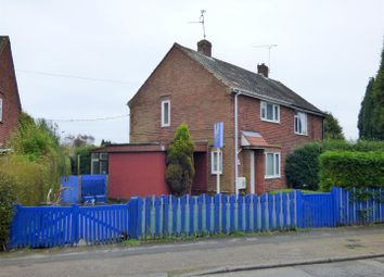 Thumbnail 2 bed semi-detached house for sale in Clipstone Drive, Forest Town, Mansfield