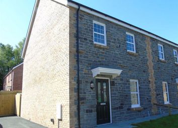 Thumbnail 3 bed semi-detached house for sale in Mansion Gardens, Penllergaer, Swansea, Swansea