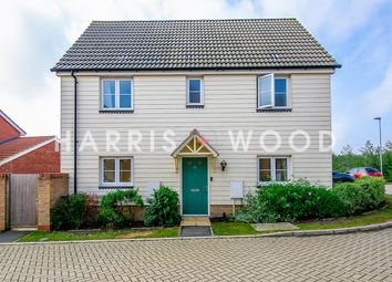 Magpie Chase, Stanway, Colchester CO3. 3 bed link-detached house