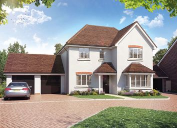 Thumbnail 5 bed detached house for sale in Sheldons Reach, Reading Road, Hook