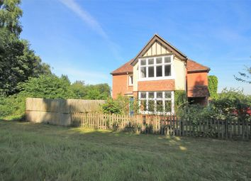 Thumbnail 4 bed detached house for sale in Newtown Common, Newbury, Hampshire