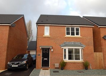 Thumbnail 3 bed detached house to rent in Welsh Oak Way, Jubilee Park, Newport